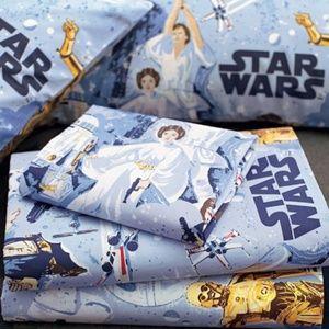 Pottery Barn Star Wars Twin Sheet Set A New Hope